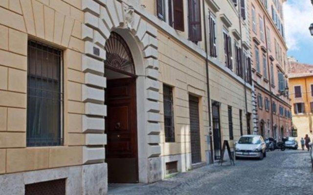 Отель Le Clarisse al Pantheon Италия, Рим - отзывы, цены и фото номеров - забронировать отель Le Clarisse al Pantheon онлайн вид на фасад