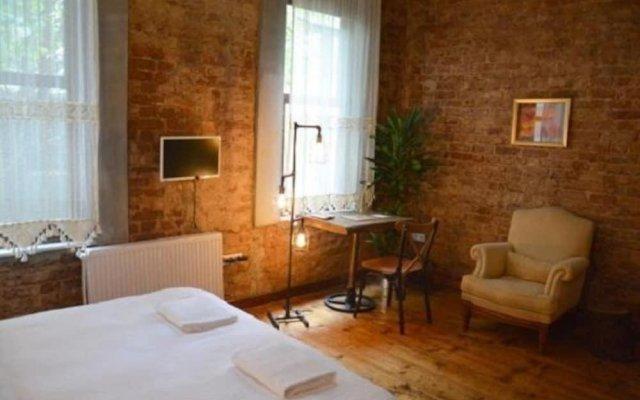 Historic Galata Hotel комната для гостей