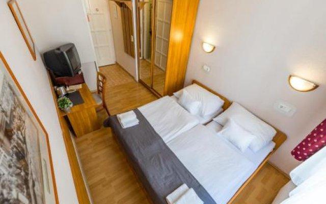 Отель Csaszar Aparment Budapest комната для гостей