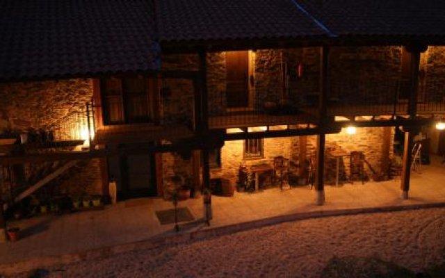 Hotel Rural Las Campares вид на фасад