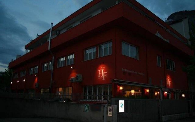 Отель Fiera Италия, Больцано - отзывы, цены и фото номеров - забронировать отель Fiera онлайн вид на фасад