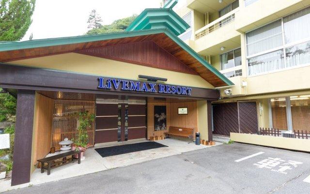 Отель Inn Withholding Ranryo Никко вид на фасад