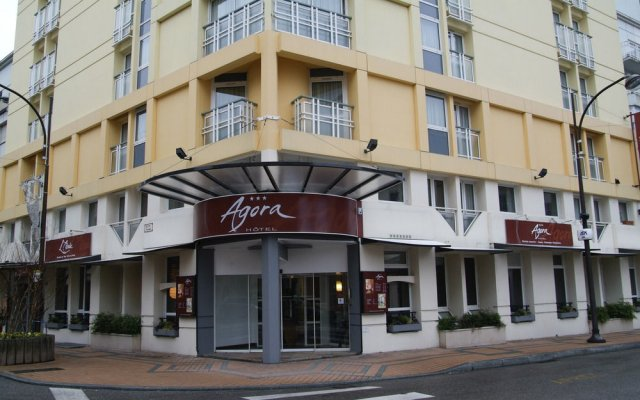 Hotel Agora Hyper Centre Ville In Aix Les Bains France From 89