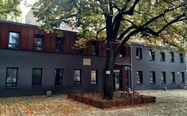 Hart Hostel & Art вид на фасад
