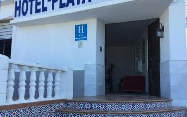 Отель Playa Conil Испания, Кониль-де-ла-Фронтера - отзывы, цены и фото номеров - забронировать отель Playa Conil онлайн вид на фасад