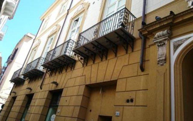 Отель Palazzo Sambuca вид на фасад