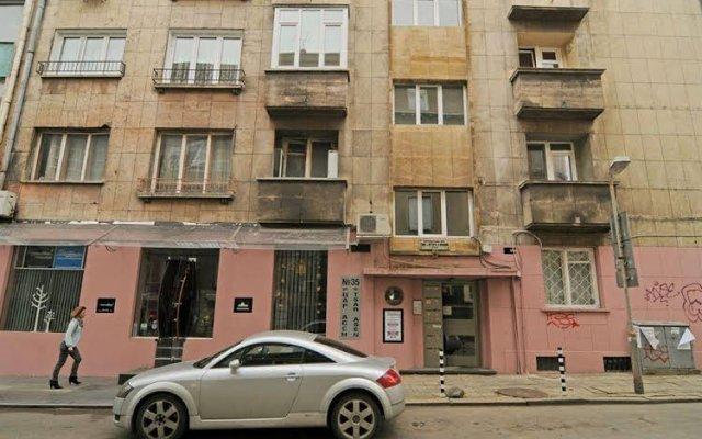 Апартаменты Liza Apartment вид на фасад