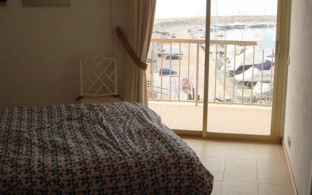 Отель RA114 Puerto Portals Порталс-Ноус комната для гостей