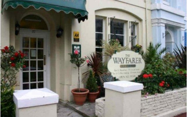 Отель Wayfarer Guest House вид на фасад