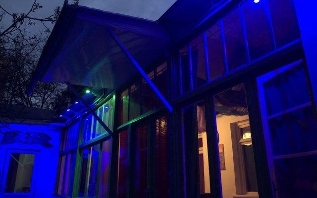 Zgarbi Hostel вид на фасад