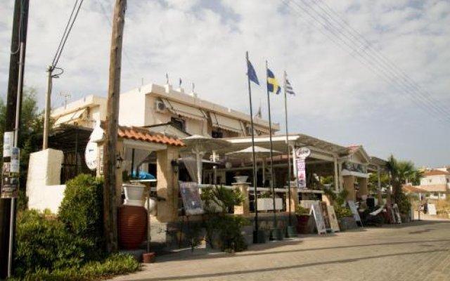Отель Amaryllis вид на фасад