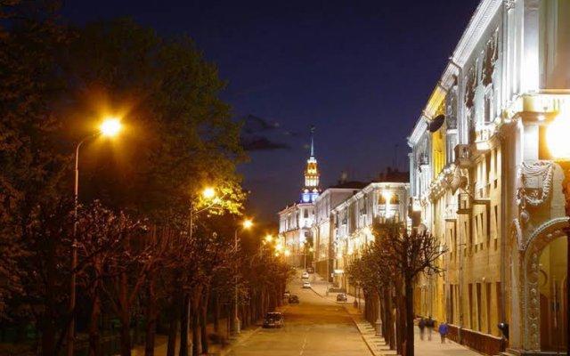 Апартаменты Best Travel Apartments Минск вид на фасад