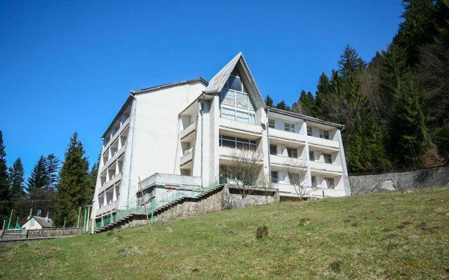 Гостиница Sanatorium Verhovyna вид на фасад