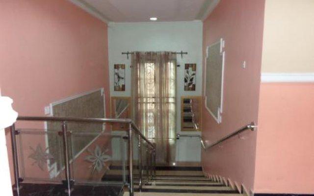 Отель Alheri Suites вид на фасад
