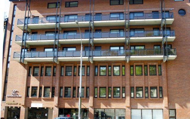 Отель Sonderland Apt. - Pilestredet 29 вид на фасад