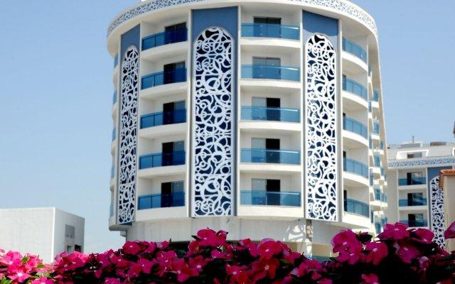 Отель Dream World Hill вид на фасад