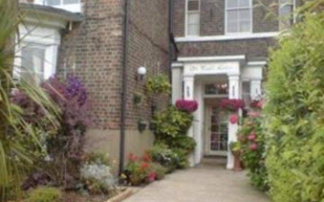 Отель St Paul's Lodge Великобритания, Йорк - отзывы, цены и фото номеров - забронировать отель St Paul's Lodge онлайн вид на фасад