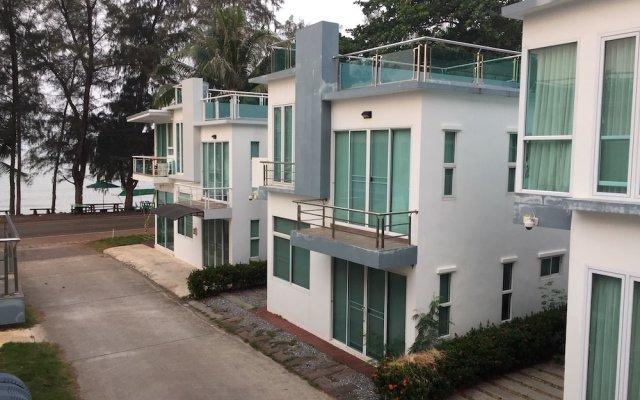 Отель Khung Wimarn Beach Home вид на фасад