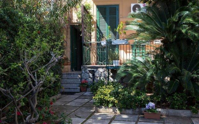 Отель Gabbiano House Италия, Палермо - отзывы, цены и фото номеров - забронировать отель Gabbiano House онлайн вид на фасад
