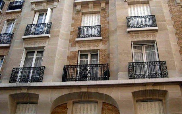 Отель Arlette Франция, Париж - отзывы, цены и фото номеров - забронировать отель Arlette онлайн вид на фасад