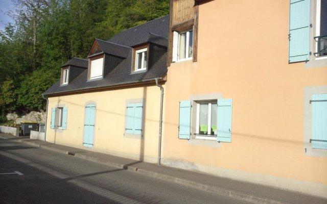 Отель Résidence La Peyrie вид на фасад