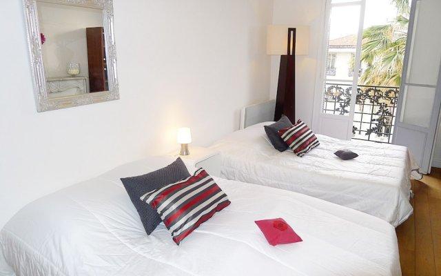 Отель Jardin Depoilly Ap4082 комната для гостей