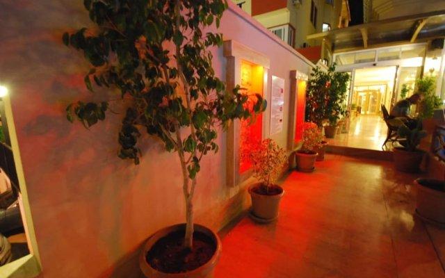Doruk Турция, Фетхие - отзывы, цены и фото номеров - забронировать отель Doruk онлайн вид на фасад