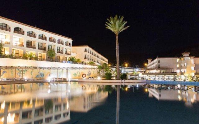 Hotel Jandia Golf вид на фасад