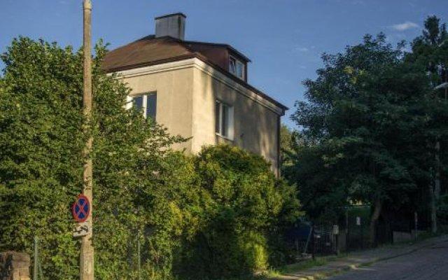 Отель Top Sopot Сопот вид на фасад