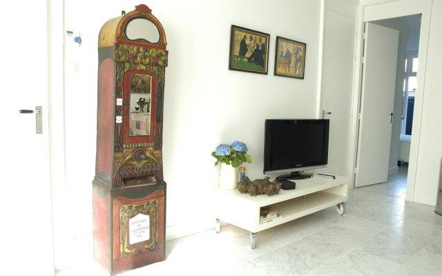 Отель Rietvelt Apartment Нидерланды, Амстердам - отзывы, цены и фото номеров - забронировать отель Rietvelt Apartment онлайн комната для гостей