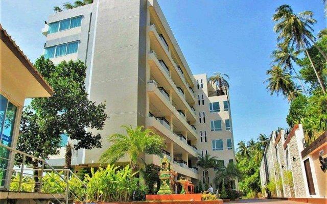 Отель Sea and Sky 2 Karon Beach by PHR вид на фасад
