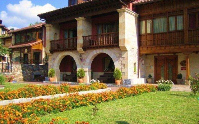 Отель Casona Malvasia - Adults Only вид на фасад