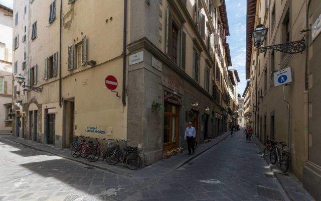 Отель Appartamenti Sole & Luna вид на фасад