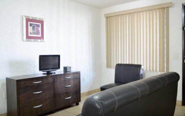 Отель Departamento Tormenta Мексика, Гвадалахара - отзывы, цены и фото номеров - забронировать отель Departamento Tormenta онлайн комната для гостей