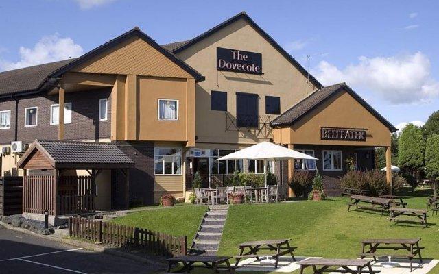 Отель Premier Inn Glasgow - Cumbernauld вид на фасад