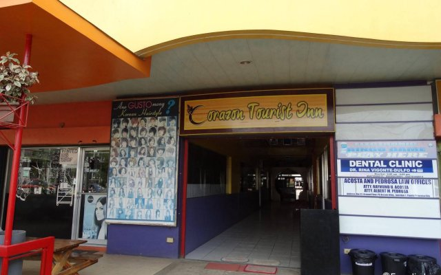 Отель Corazon Tourist Inn Филиппины, Пуэрто-Принцеса - отзывы, цены и фото номеров - забронировать отель Corazon Tourist Inn онлайн вид на фасад
