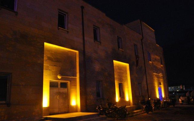 Mahall Concept Hotel Аванос вид на фасад