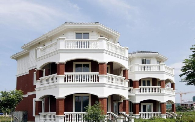 Xiamen Acftu Hotel вид на фасад