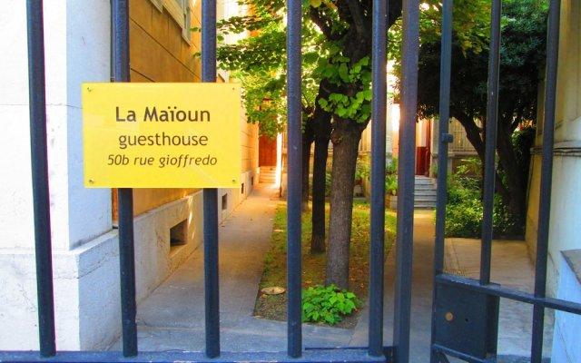 La Maïoun Guesthouse Hostel вид на фасад