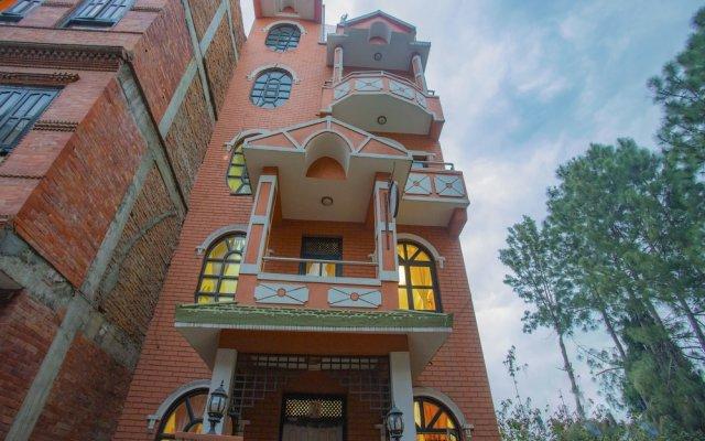 Отель Gauri Непал, Катманду - отзывы, цены и фото номеров - забронировать отель Gauri онлайн вид на фасад