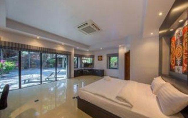 Отель Villa Diamond Pattaya комната для гостей