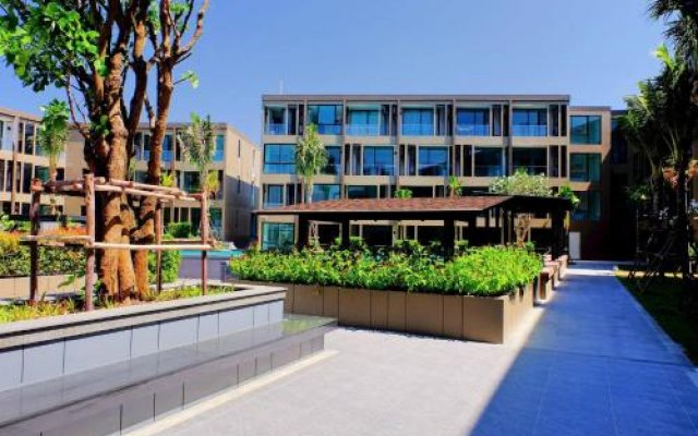 Отель Seaview At Cape Panwa Таиланд, Пхукет - отзывы, цены и фото номеров - забронировать отель Seaview At Cape Panwa онлайн вид на фасад