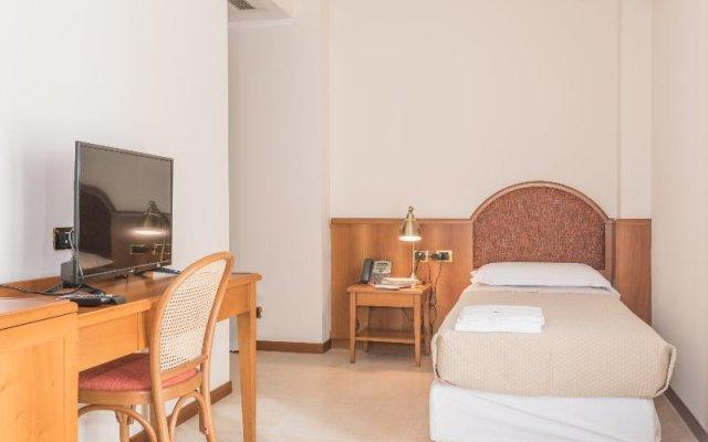 Отель Albergo Villa Priula Понтераника комната для гостей