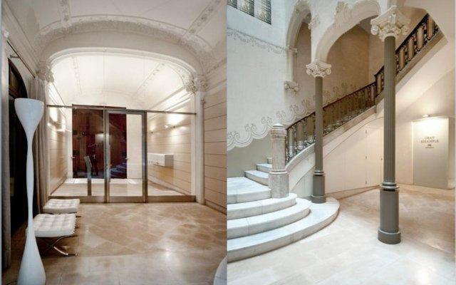 Отель Tendency Rambla Catalunya комната для гостей