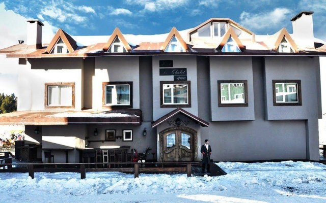 Le Chalet Yazici Турция, Бурса - отзывы, цены и фото номеров - забронировать отель Le Chalet Yazici онлайн вид на фасад