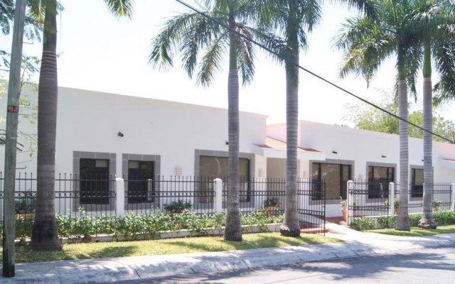 Отель Casa Campestre Premium Bed and Breakfast Мексика, Канкун - отзывы, цены и фото номеров - забронировать отель Casa Campestre Premium Bed and Breakfast онлайн вид на фасад