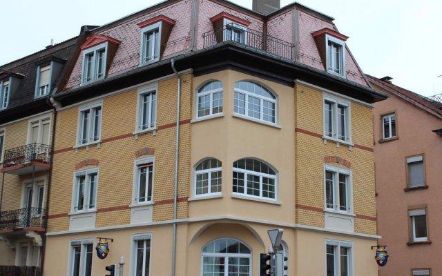 Отель Swiss Star Welcome Home вид на фасад