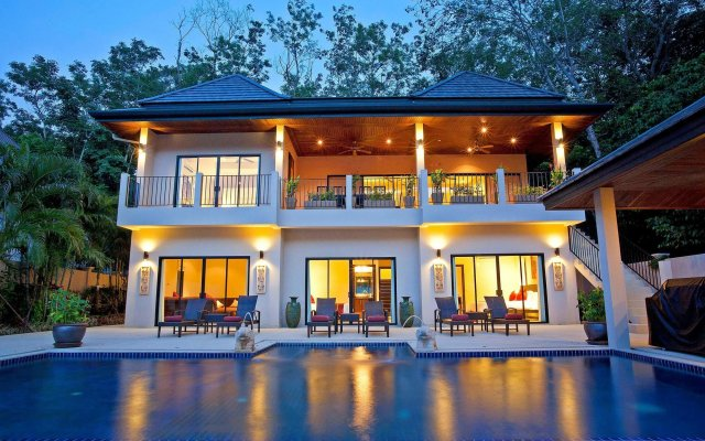 Отель Villa Pagarang вид на фасад