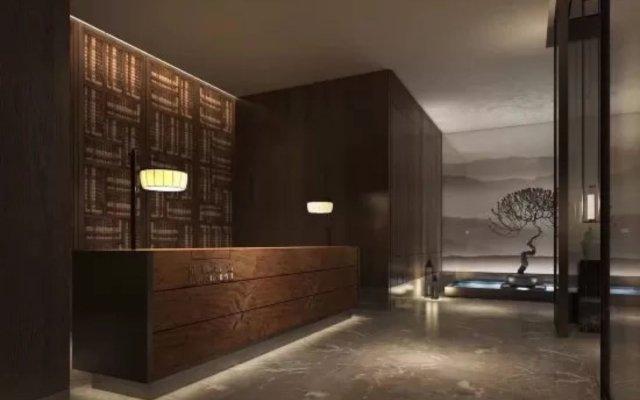 Отель Shenzhen Futian Dynasty Hotel Китай, Шэньчжэнь - отзывы, цены и фото номеров - забронировать отель Shenzhen Futian Dynasty Hotel онлайн вид на фасад
