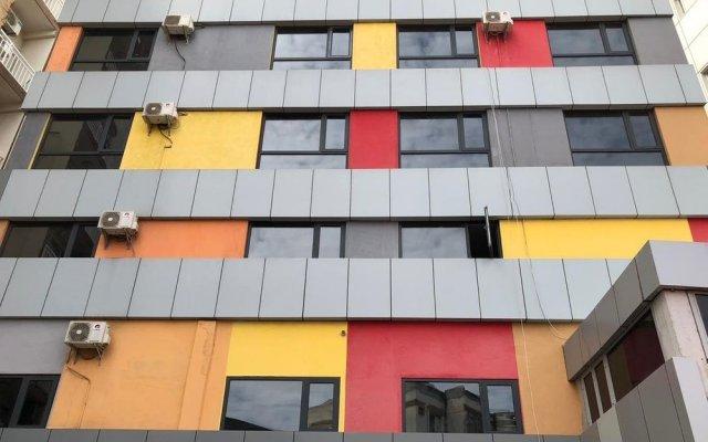 Отель Residence DB вид на фасад